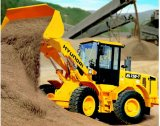 Loaders for construction