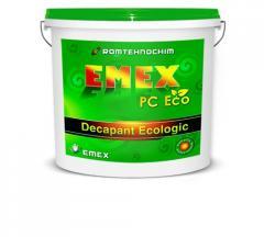 What Eko PC EMEX of etching