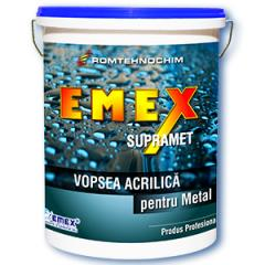 Acrylic paint for SUPRAMET EMEX metal