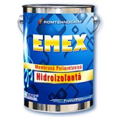 Polyurethane Waterproofing film of EMEX