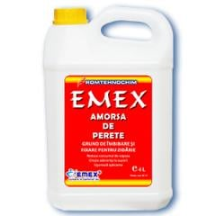 EMEX acrylic primer of a wall