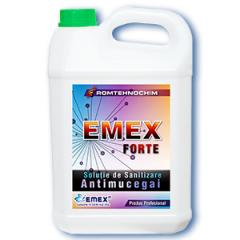 Decision of Sanitizare EMEX mold Forte