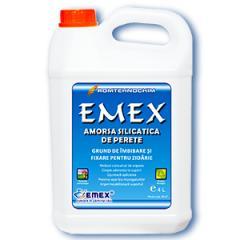 Грунтовка стены Silicatica EMEX
