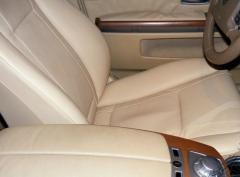 Tapiterie din piele pentru BMW Seria 7