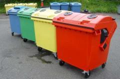 Containere gunoi