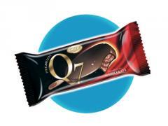Ingheţată cu ciocolată
