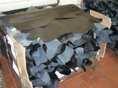 Cattle and horse skins for footwear making