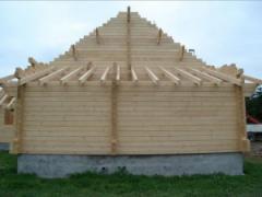 Case de lemn chertate