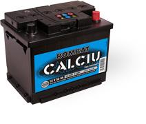 Baterie auto Calciu