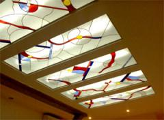 Spare parts for suspended ceilings