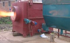 Arzator 400kW