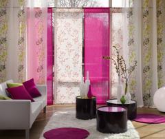 Curtains-veil