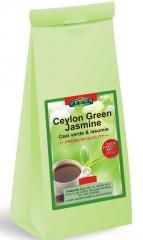 Ceai ceylon green jasmine vedda