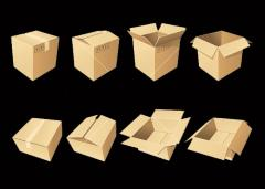Diverse ambalaje din carton