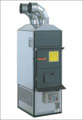 Generators of warm air