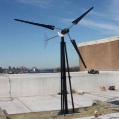 Turbine eoliene ax orizontal
