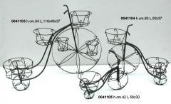 Tricicleta fier forjat