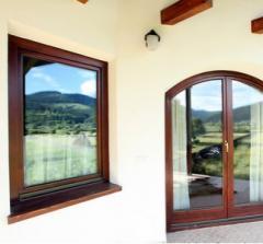 Usi pentru balcon si terasa - oscilo-batante