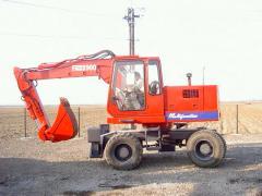 Excavator FAI
