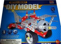 Avion de construit din metal