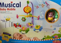 Carusel patut Baby mobile