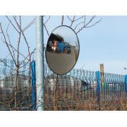 Oglinda acril de securitate