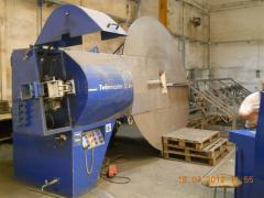 """Masina CNC de fasonat STEMA PEDAX """"Twinmaster 12SX"""""""