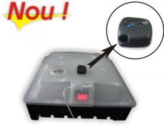 Incubator de oua IO-1P-TE cu telecomanda