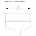 Capac scurgere condens-120x120