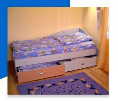 Mobilier camera pentru copii