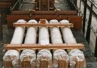 Forming rolls, steel
