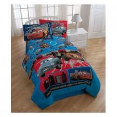 Lenjerie de pat pentru copii - Cars 2