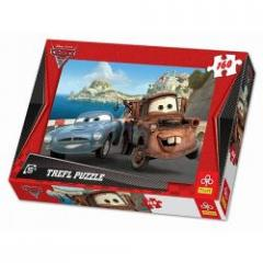 Puzzle pentru copii - Cars 160 piese