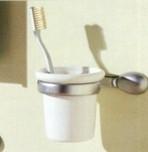 Itaca suport pentru periutele de dinti, din alama