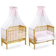 Patut din lemn pentru copii - Mini-Baby Dreams