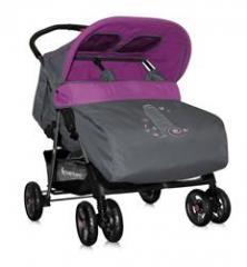 Carucior Twin pentru copii gemeni - Bertoni