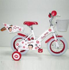 Bicicleta pentru fetite - Betty Boop Kiss
