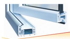 Profil de fereastra PVC cu 6 camere