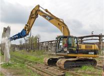 Excavator Caterpillar 320CL