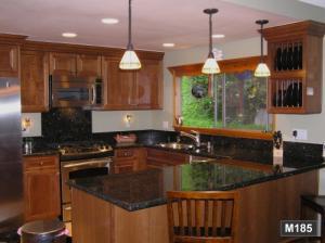 Corners for kitchen