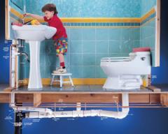 Realizam la comanda lucrari de realizare instalatii sanitare