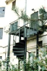 Prefabricated metal constructions