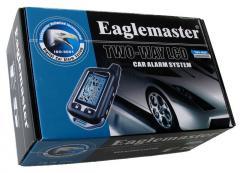 Alarma auto cu pager Eaglemaster E5