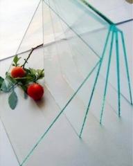 Glass toughened