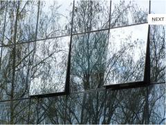 Reflexion glasses
