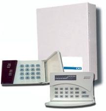 Centrala Alarma Anti Efractie C52 cu Tastatura LED
