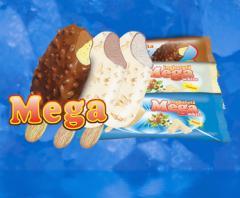 Glazes for ice cream