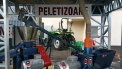 Equipment for production of pellets