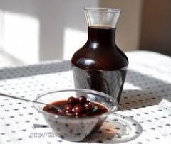 Cherry syrups