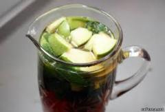 Tea cold